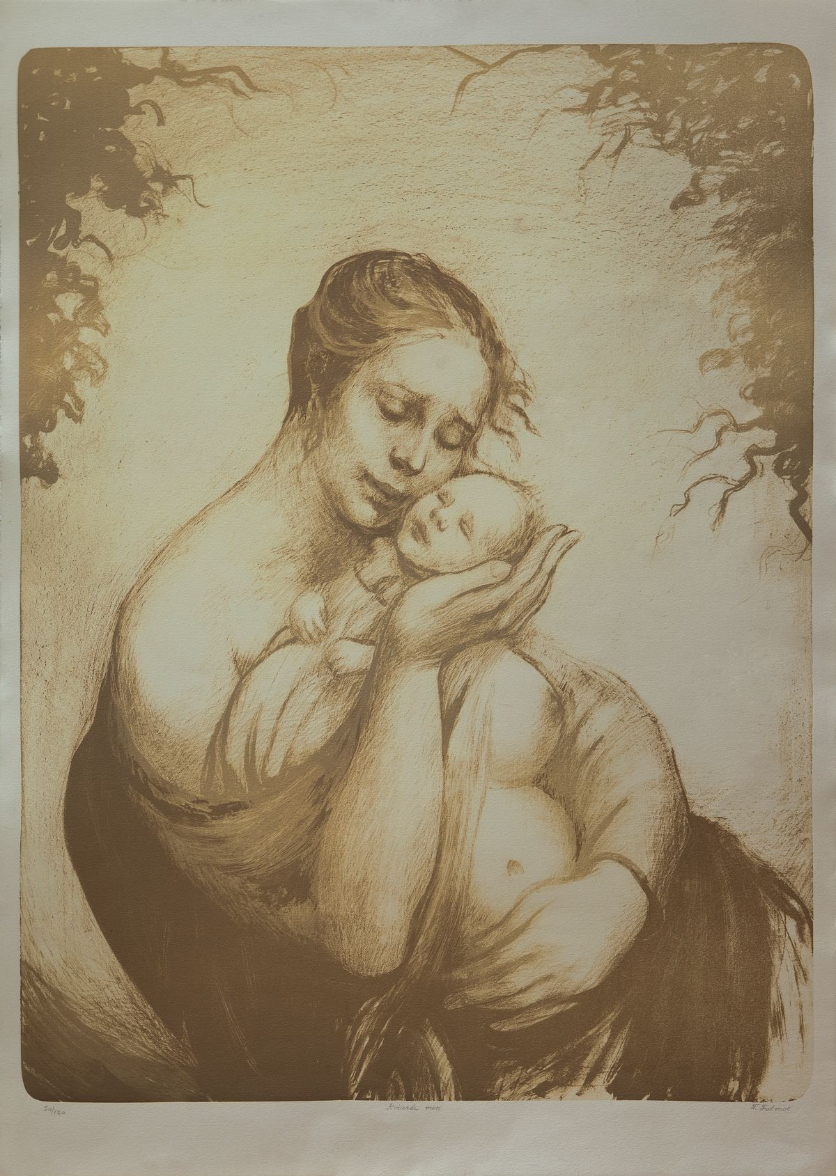 Trine Folmoe Mother and Child