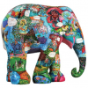 Thumbnail image for Elephant Parade Calais  France 2015 Twenty-one decorated life-size elephant