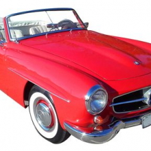 Thumbnail image for Crafoord Auktioner Collectible Vehicles Sale at Sofiero Classic Car Show