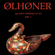 Thumbnail image for Blomqvist Oslo ØLHØNER og andre drikkekar av tre i The Gundersen Collection