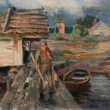 Thumbnail image for Stockholms Auktionsverk Classic sale Auction 3 December online !