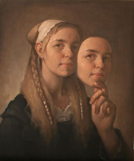 Post image for Exhibition of Paintings and Graphics by Odd Nerdrum and Colleagues.