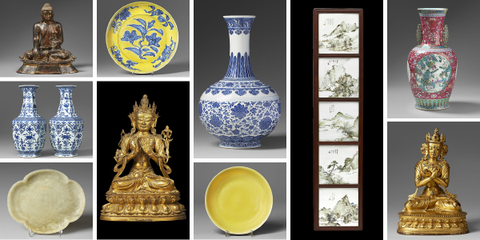 Post image for Uppsala Auktionskammare The catalogue  Asian Sale – Tomorrow 5 December !