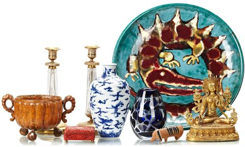 Post image for Uppsala Auktionskammare  Decorative Sale 20 January Asian and Chinese objects