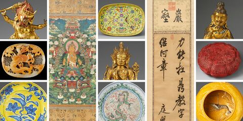 Post image for Uppsala Auktionskammare Tomorrow, Friday 17 June  Asian Sale