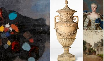 Post image for Stockholms Auktionsverk Collection: Art & Antiques auktion online 12 mars kl 13