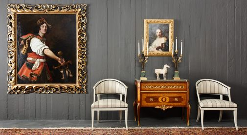 Post image for Stockholms Auktionsverk  Sale Fine Art & Antiques -Auction today 6-th December at 13