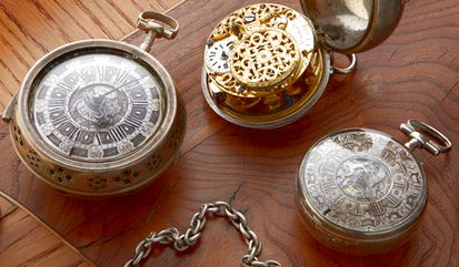 Post image for Stockholms Auktionsverk A collection of pocket watches – auction online 17 February